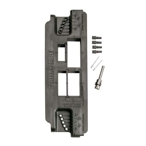 Porter Cable 59375 Strike and Latch Template