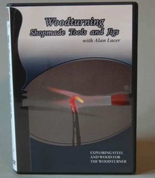 DVD Woodturning Shopmade Tools and Jigs
