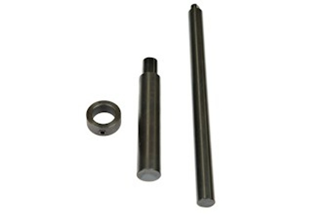 """Carter Hollow Roller Mounting Stud for Lathes With 1"""" Post"""