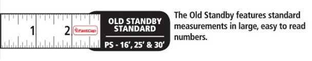 Fastcap Tape 16' Old Standby