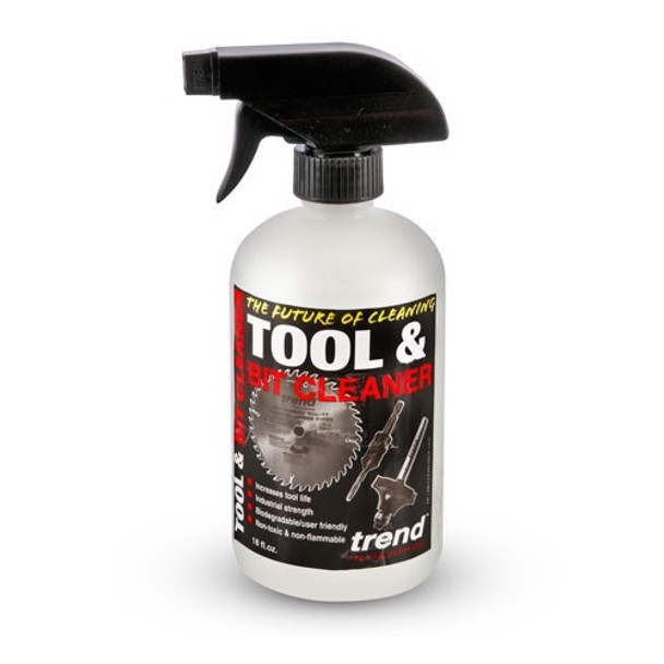 Trend CLEAN/500 Tool and Bit Cleaner 18.0 fl oz