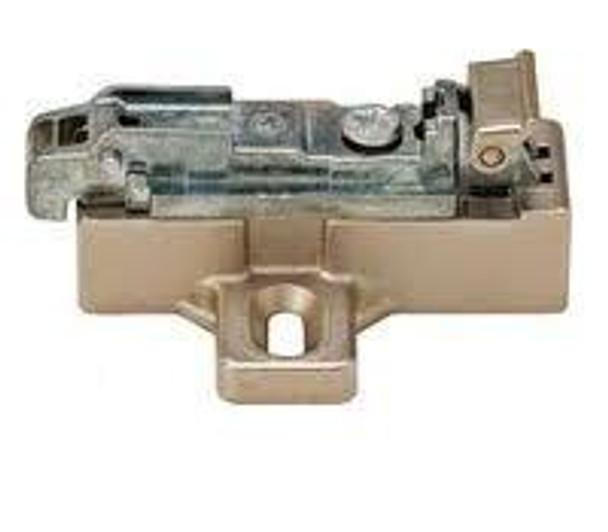 Salice BAV3E99F 9mm Cast Iron Mounting Plate