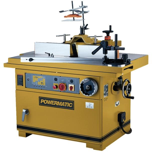 Powermatic TS29 Shaper, 7.5HP 3PH 230/460V