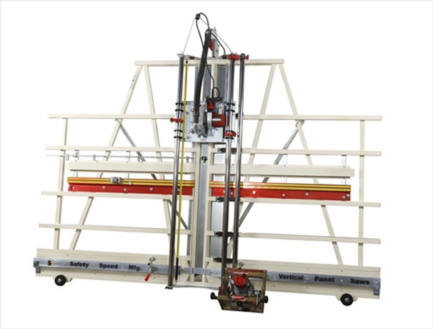 "Safety Speed SR5 62"" Panel Saw/Router Combo"
