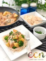 Ginger Pineapple Chicken