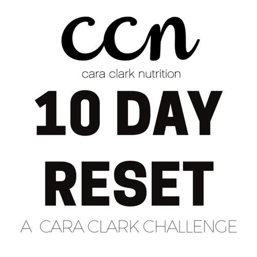 2018 Reset 10 Day Challenge