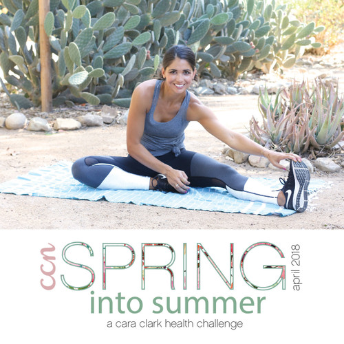 Spring Into Summer Challenge