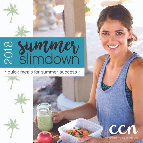 Summer Slim Down 2018- 2 Week Fat Burner