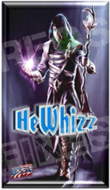 The HeWhizz