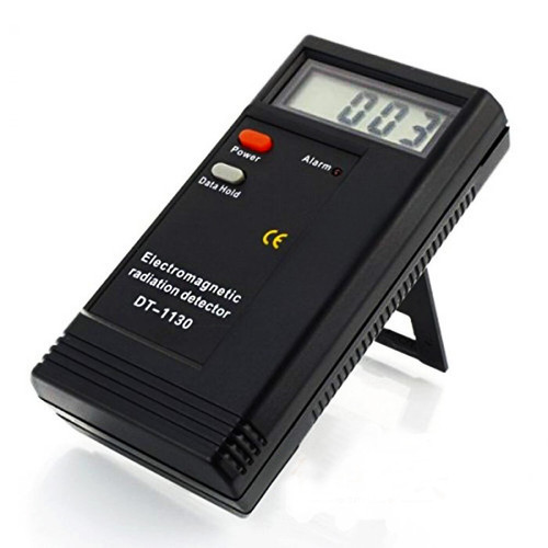 Ideal for environmental electromagnetic radiation testing i.e. bedroom, office, computer room, control room, cable, power lines, monitors, transmitters and other sources of measurement.