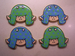 Decorated cookies done by Geminirj!