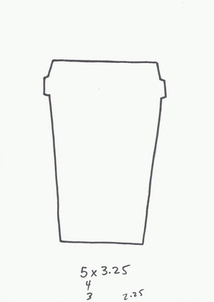 COFFEE CUP SIMPLE