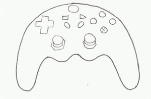 VIDEO GAME CONTROLLER C