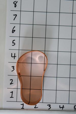 Flip Flop (left) 4 inch