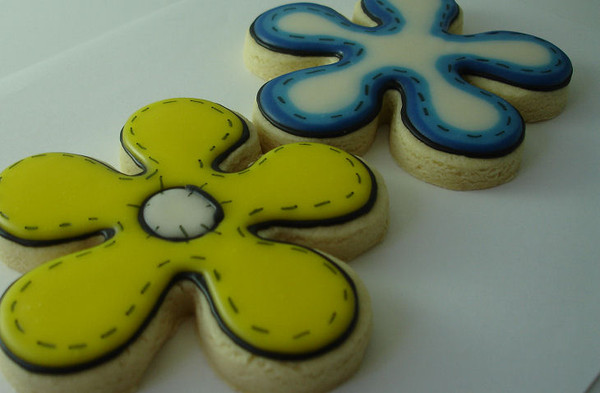 Decorated cookies by cookiecrazie!