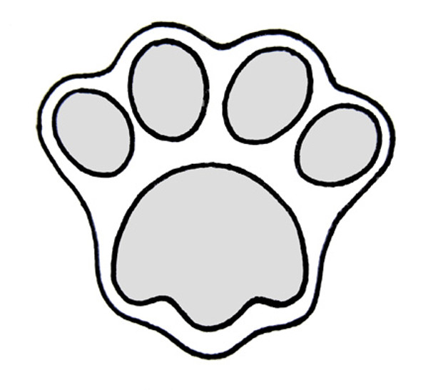 CAT PAW LG