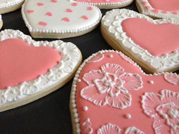 Decorated cookies by Judith Dunbar.  Judithdunbar.com