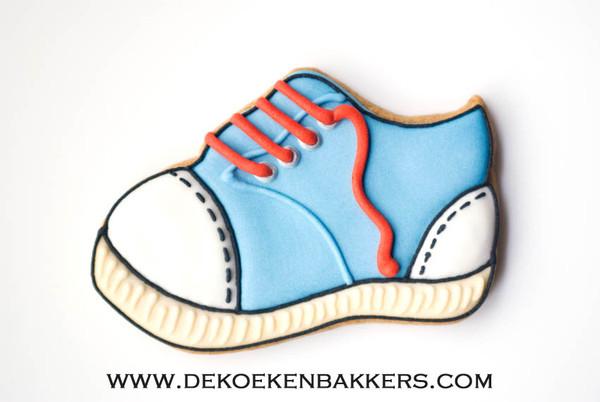 Decorated cookie by dekoekenbakker.com of the Netherlands