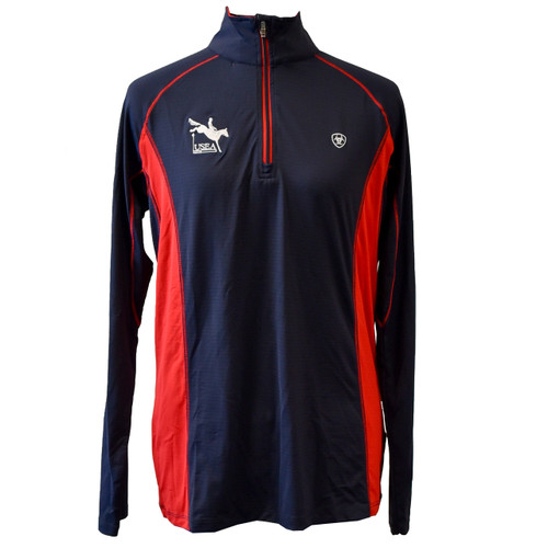 Ariat Tri-Factor 1/4 Zip Team