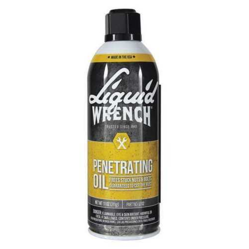 LIQUID WRENCH L112 Penetrating Oil, Aerosol, 11 Oz.