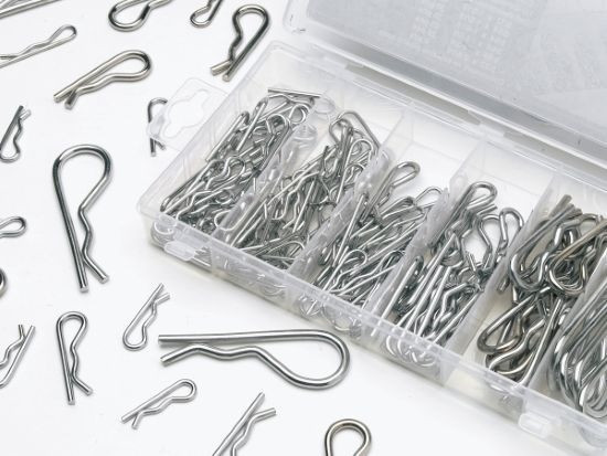 Hair Pins (150 Pc  Assortment)
