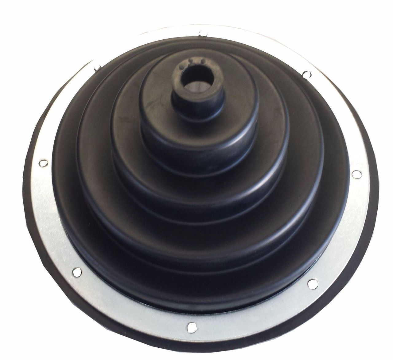 Rubber Shifter Boot with Trim Ring #68D885