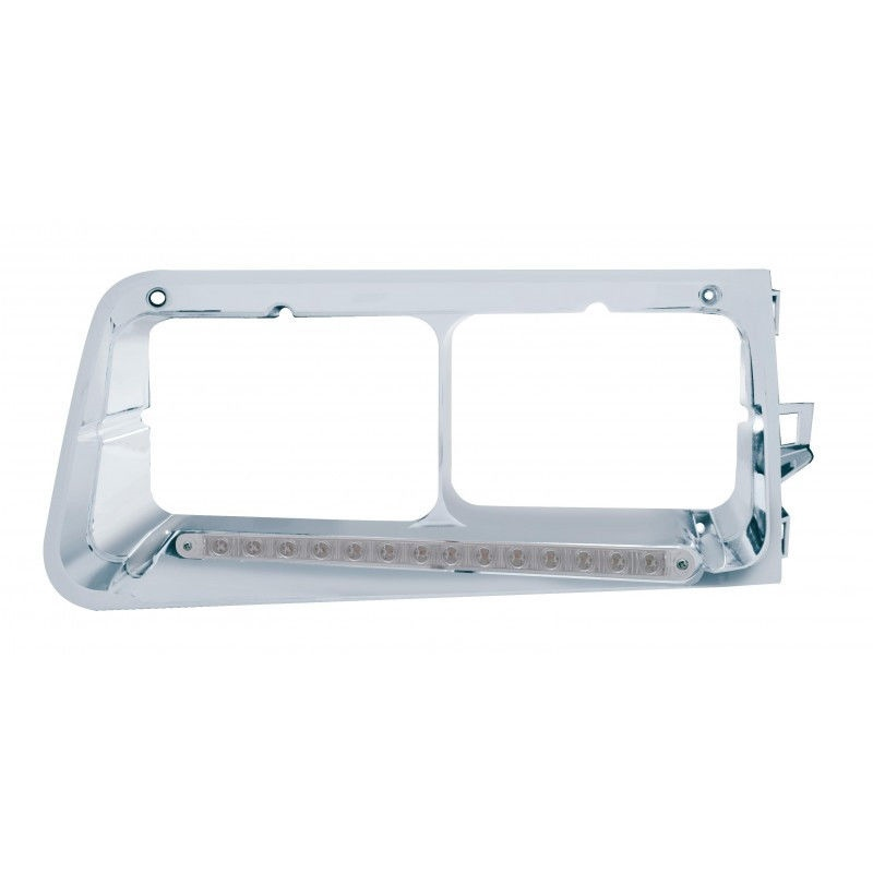 Freightliner FLD Headlight Bezel 14 LED (R/H)