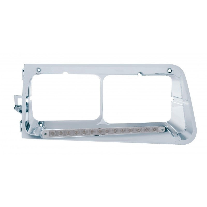 Freightliner FLD Headlight Bezel 14 LED (L/H)