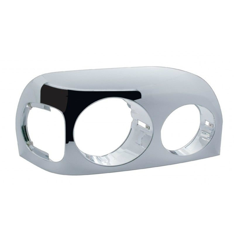 Freightliner Century Chrome Headlight Bezel, Passenger Side