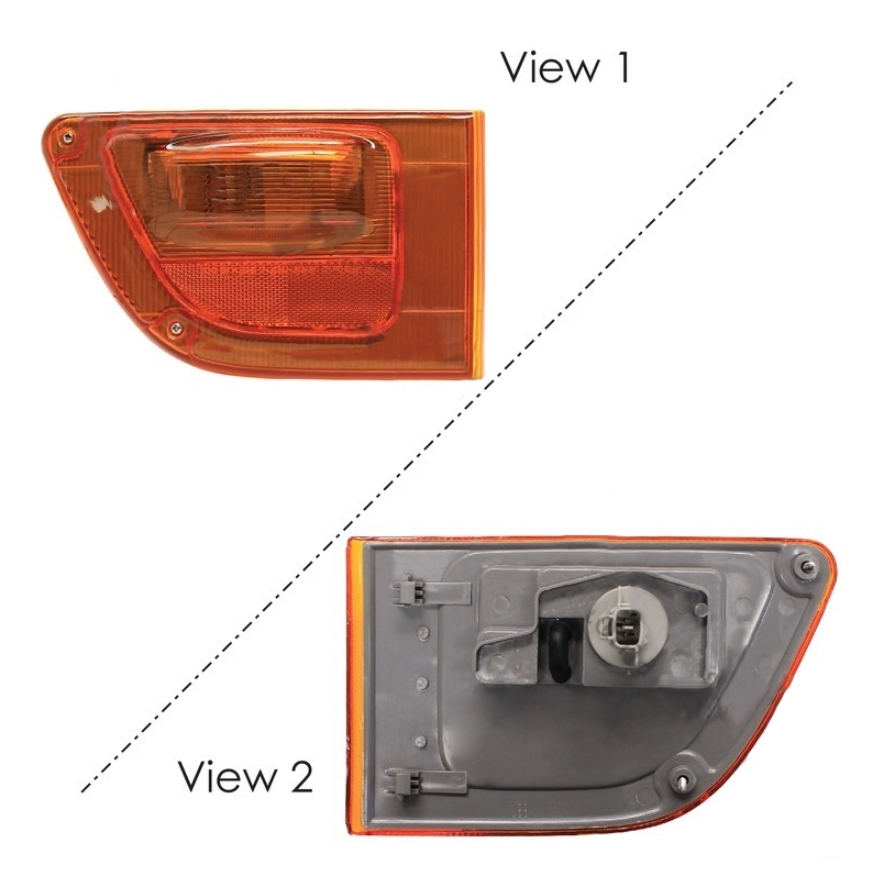 HINO SIDE MARKER LAMP R/H