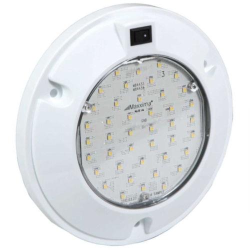"6"" Interior Dome Light with Switch 900 Lumens Interior Light LED M84434"
