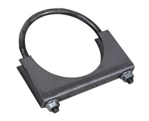Clamp exhaust part, Standard Steel - 4 inch