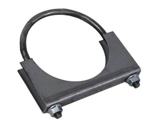 Clamp exhaust part, Standard Steel - 5 inch