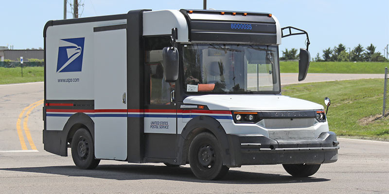 Spy Shots: New Look at the Karsan Mail Truck Prototype