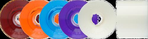 Seismic Longboard wheels -  62mm Cambria Wheels (3DM-brand)