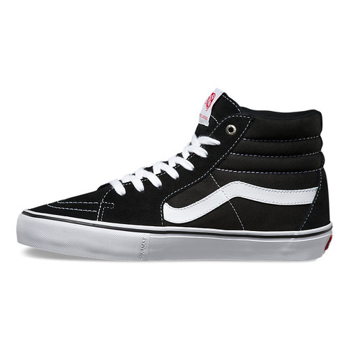Vans Skate Shoes -  Sk8 - Hi Pro  ( Vans upgraded for enhanced performance )
