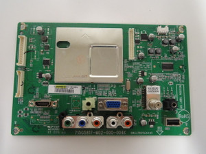 Vizio E241-A1 Main Board (TXDCB02K044) 756TXDCB02K044 - Refurbished