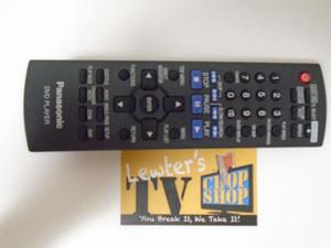 Panasonic DVD DVDS43 DVDS53 DVDS533 DVDS53K DVD Player Remote EUR7631240