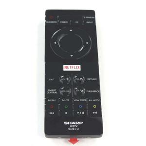 New Sharp GJ221-U Remote (See Description for Compatibility)