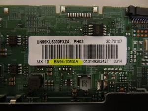 Samsung UN65KU6300AFXZA Main Board BN97-10651A BN94-10834A Refurbished