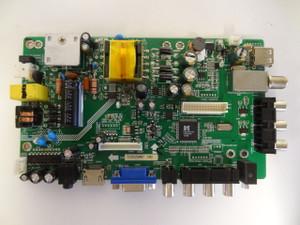 RCA LED24G45RQ Main Board (LG-RE01-141229-ZQ407) 24GE01M3393LNA20-A2