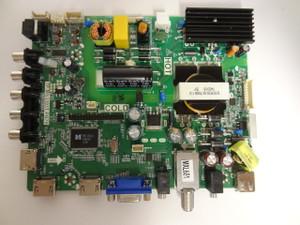 Sanyo DP42D24 Main Board (02-SHY39A-CXS002, TP.MS3393T.PB79) B14010339