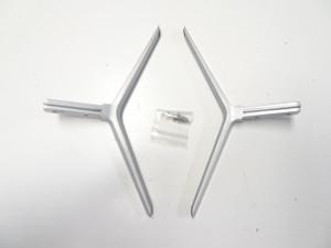 Vizio M65-C1 Stand Legs W/Screws - New