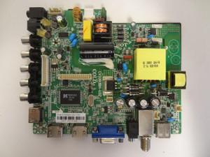 Element ELEFW328 Main Board (SY15069-2, 890-M00-03N41) 52T0260