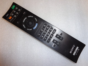 Sony Remote RM-YD034 for KDL40EX501 KDL46EX600 KDL55EX500 & Most Sony TVs- Used