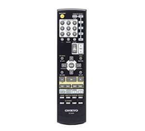 Remote Control For ONKYO HT-R530 RC-737M RC-646S RC-676M RC-765M AV Receiver - USED