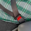 Isuzu Seat Belt Extender In Use