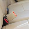 Jaguar Seat Belt Extender Installation View