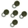 Star Spring Button Pant Extender - pack of 5