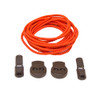 Red Stretch Elastic Shoelaces with Tension Lock